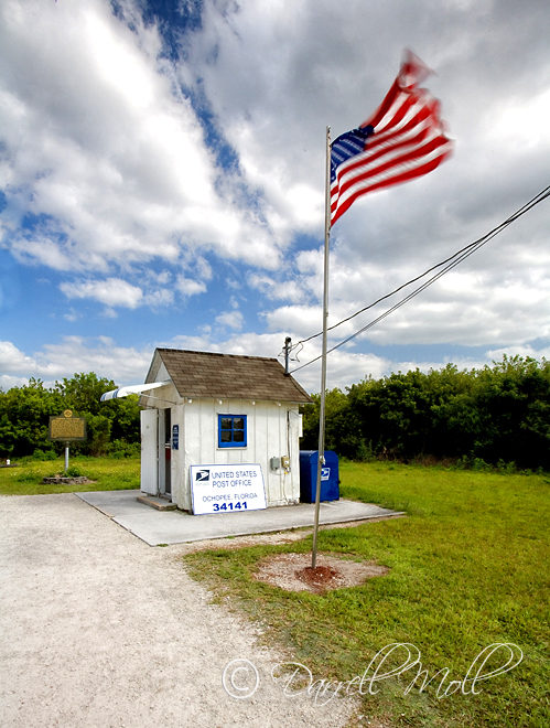 USA's Smallest Post Office