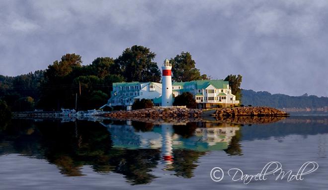 Lighthouse Replica