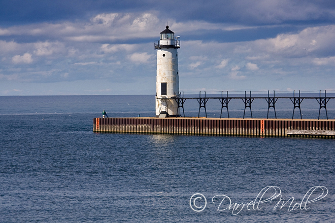 Manistee North Pier - Head Light