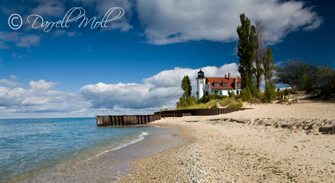 Point Betsie Light