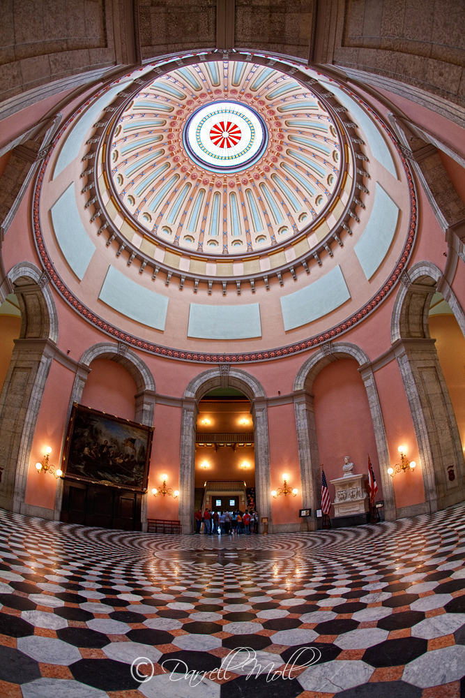 Ohio Capital Rotunda