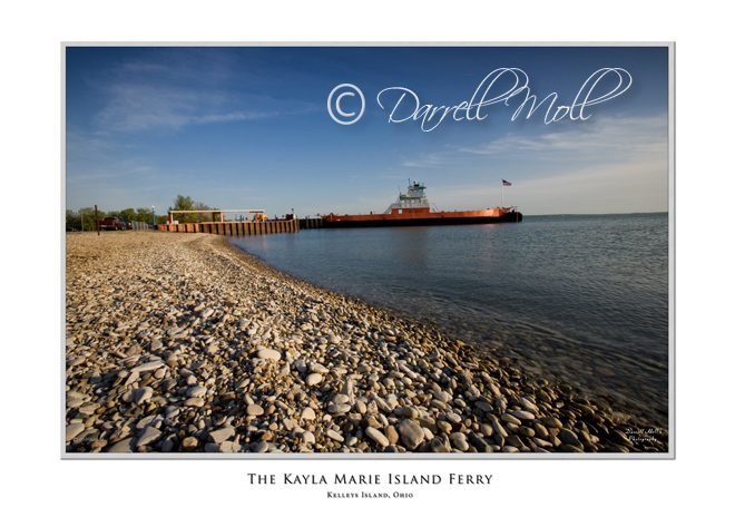 The Kayla Marie Island Ferry