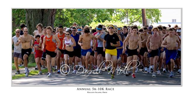 Annual 5K-10K Race