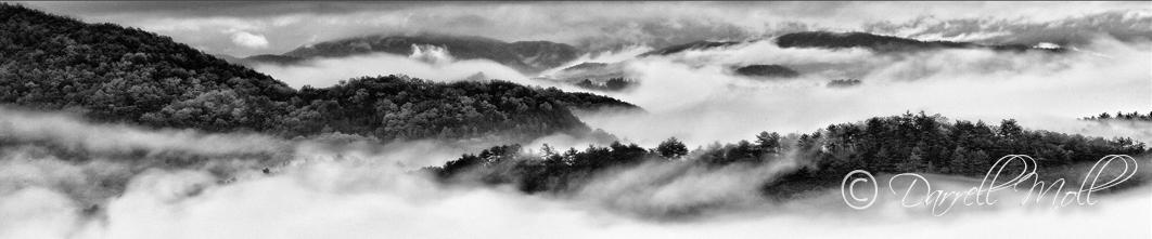 Foggy Mountain Morn