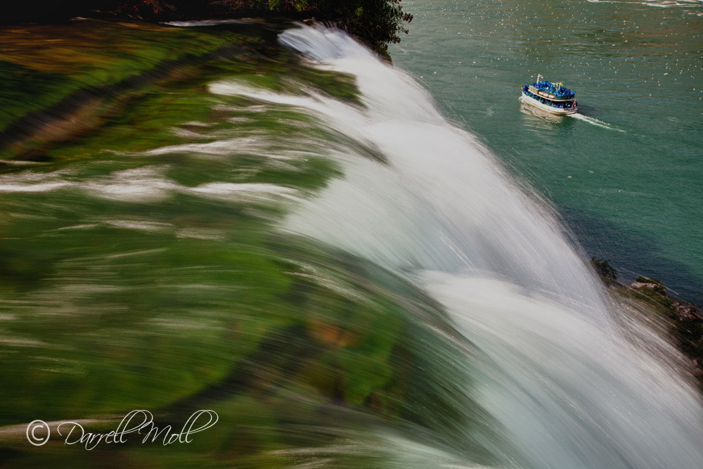 Maid of the Mist - From Goat Island